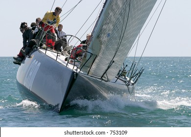 sailing at the limit VII