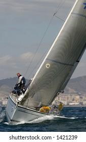 Sailing in Malaga Costa del Sol #3