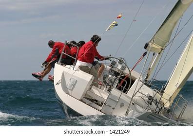 Sailing in Malaga Costa del Sol #13