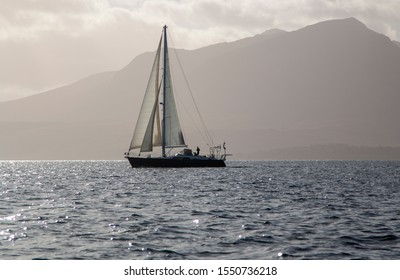 Sailing on The FirthOf Clyde