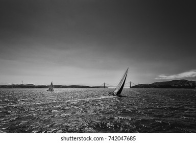 Sailing in the San Francisco Bay area