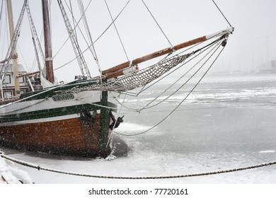sailing ship in Oslo, Norway