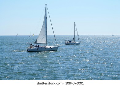 Sailing Trip and Yacht Vacations in the Mediterranean Sea, France