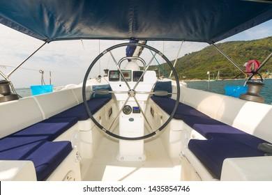 Yacht Control Images, Stock Photos & Vectors | Shutterstock