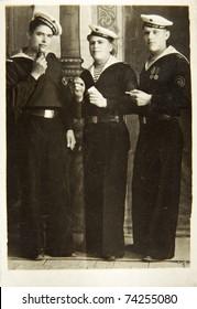 Sailors of The Second World War, USSR