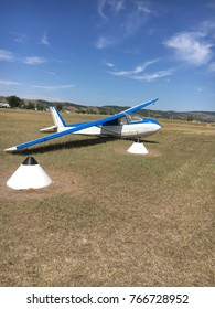 Sailplane ready to soar