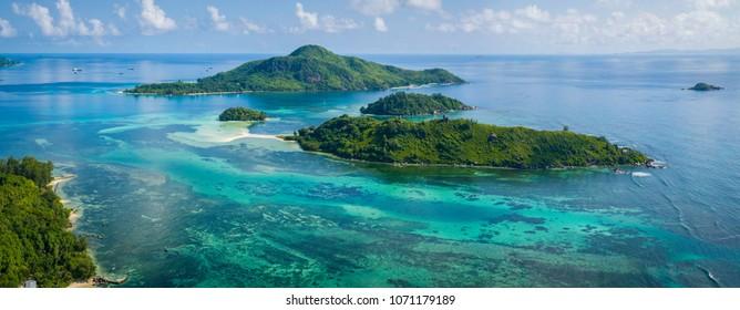 Saint Anne Marine Park Seychelles Mahé