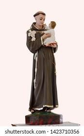 Saint Anthony of the Catholic Church - Santo Antonio