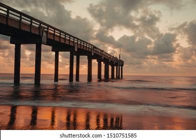 Saint Augustine Pier in Florida
