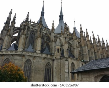 Saint Barbara's Church, Kutná Hora, Czech Republic