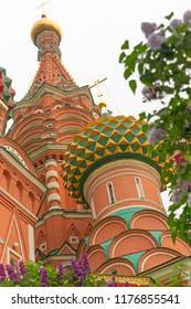 Saint Basil, Moscow