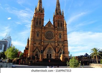 Saint Mary's Cathedral - Sydney - Austrailia