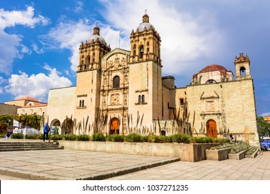 saint domingo church in oaxaca