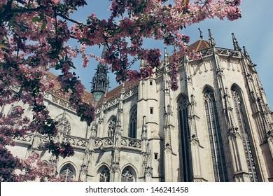 Saint Elizabeth Cathedral in Kosice, Slovakia