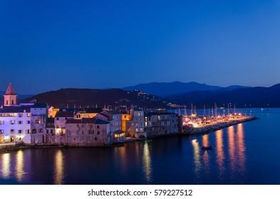 Saint Florent, Corsica.