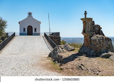 Saint Gabriel's Church, Vila Nova de Foz Coa, Portugal.