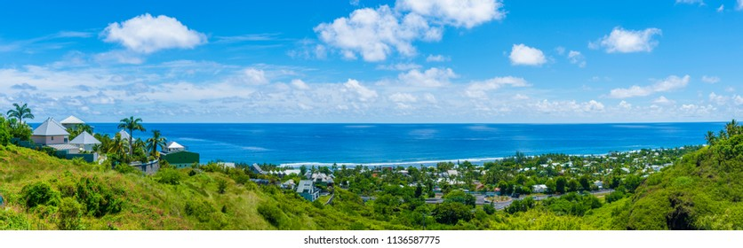 Saint Gilles coast of Reunion Island,  France