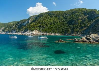 Saint Ioannis Beach Skopelos