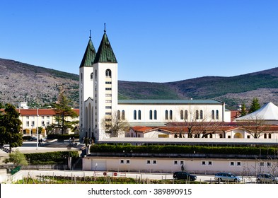 Saint James church - Medjugorje - Bosnia and Herzegovina