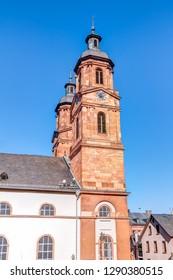 Saint James church in Miltenberg