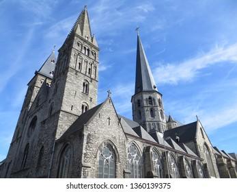 Saint James Church (Sint-Jacobskerk) in Ghent, Belgium.
