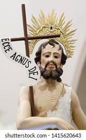 Saint John the Baptist of the Catholic Church - Sao Joao Batista