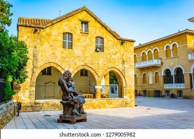 Saint John catherdal at Nicosia, Cyprus