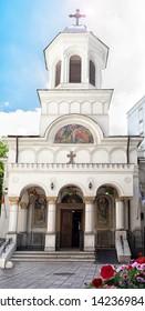 Saint John New Church Bucharest Romania