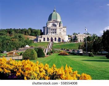 saint joseph basilica in montreal