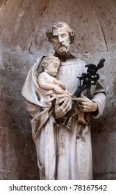 Saint Joseph, Dubrovnik cathedral