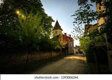 Saint Justin is a small bastides in the department of Landes, French region of Aquitaine