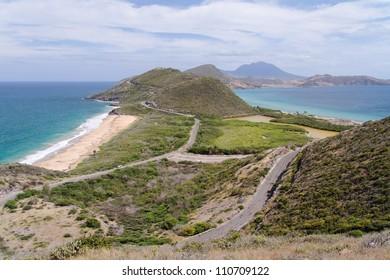 Saint Kitts Panorama