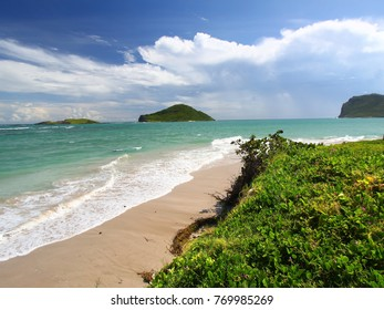Saint Lucia Beach Landscape