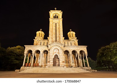 Saint Marko Church is a main orthodox Belgrade church