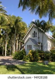 Saint Mary's by the Sea, Port Douglas, North Queensland, Australia