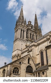Saint Maurice Cathedral of Angers  is the seat of the Roman Catholic Diocese of Angers in Angers, France and was built between the 11th and 16th Centuries.