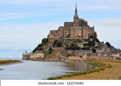 Saint Michael's Mount in France