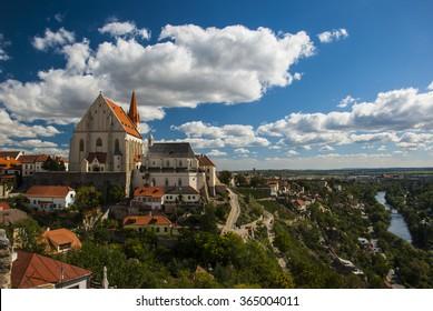 Saint Nicholas Church, Znojmo City, Czech