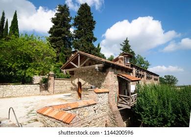 Saint Nino Bodbe Monastery.