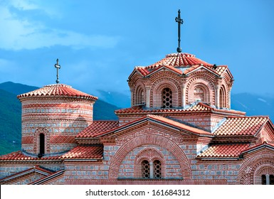 Saint Panteleimon Monastery in Ohrid, Macedonia