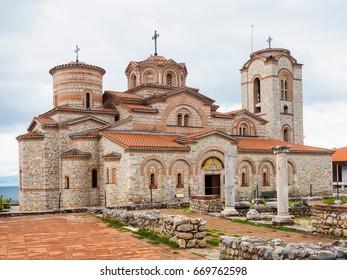 Saint Panteleimon, Ohrid, Macedonia
