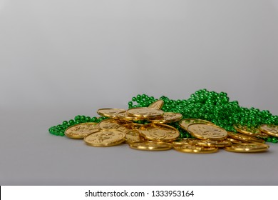 Saint Patrick coins