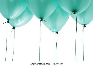 saint patrick day balloons