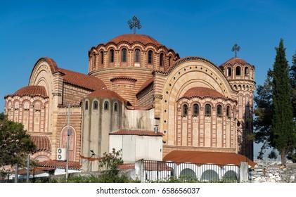 Saint Paul Church, Agios Pavlos, Thessaloniki, Greece