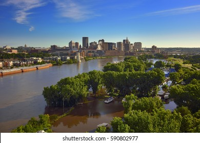Saint Paul City in Minnesota
