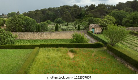 Saint Paul de Mausole Monastery, where Vincent Van Gogh took residence, is a beautiful quaint refuge tucked away into the rural hills of Provence, France.