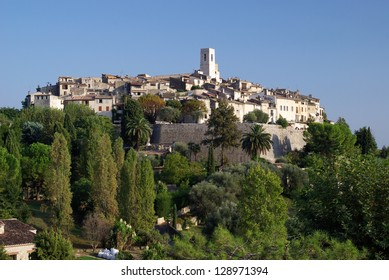 Saint Paul de Vence . The medieval village of France