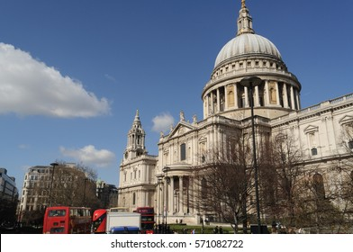 Saint Paul's Cathedral in London