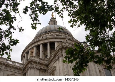 Saint Paul's Cathedral in London England