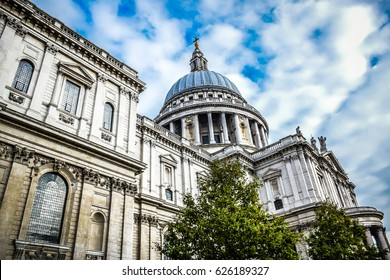 Saint Paul's Cathedral in London, England